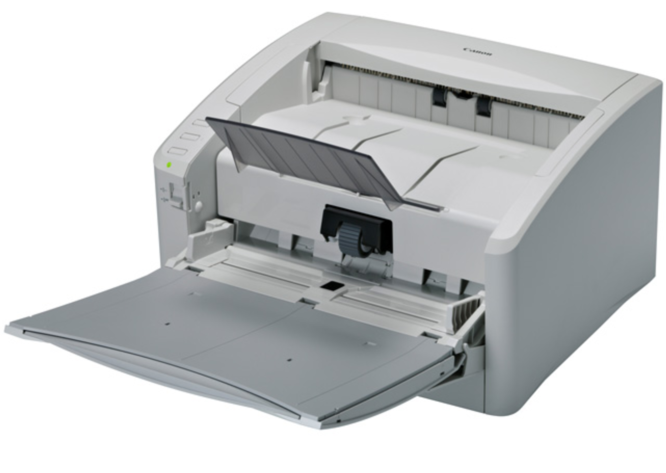 Canon DR6010C Departmental Color Scanner
