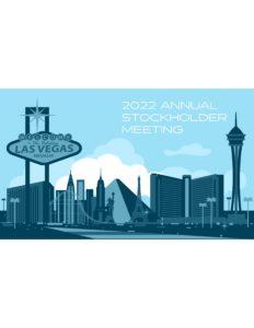2022 Annual Mtg